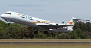 Two new jets for TUS Airways