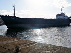 Cargo ship to become Larnaca diving attraction