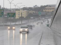 Police warnings, as bad weather hits the island