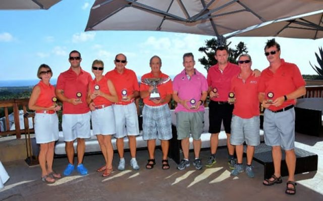 Elea GC top dogs at home in Cyprus Golf Federation Cup