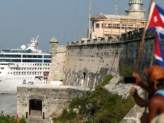 First U.S. cruise in decades reaches Cuba