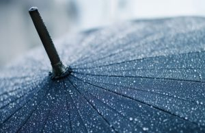 What's happened to the weather? Rain in store for the next few days