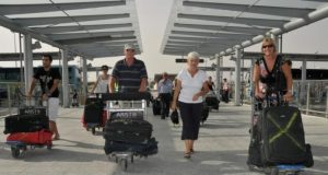 Cyprus sees record tourist arrivals in November and first 11 months of 2017