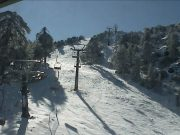 White Christmas in Cyprus – Troodos (Photos & Video)