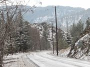 Troodos roads closed, police urge caution