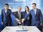 Blue Air –  expansion of its aircraft fleet at its Larnaca base