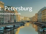 Cyprus Airways increases frequency to Saint Petersburg.  Daily flights for summer 2018