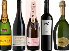 Wines to celebrate with