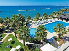 October Half Term Family Fun in Cyprus staying at the 4* Palm Beach Hotel, Larnaka