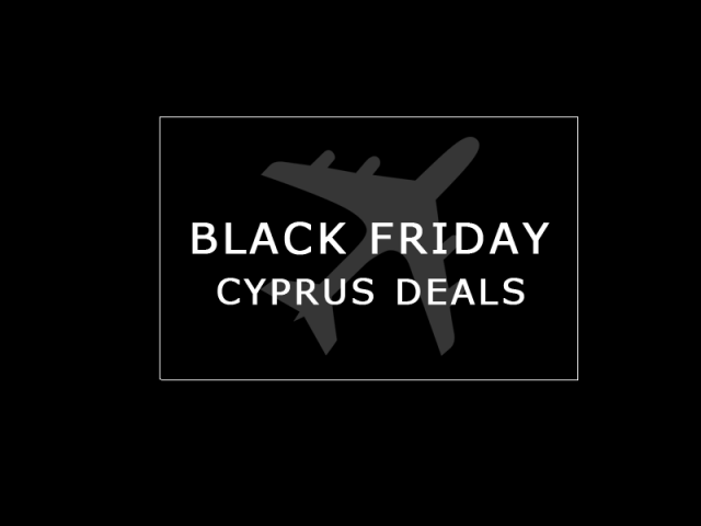 Cyprus Black Friday Flight & Holiday Deals