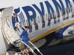 Ryanair cancels some Paphos flights
