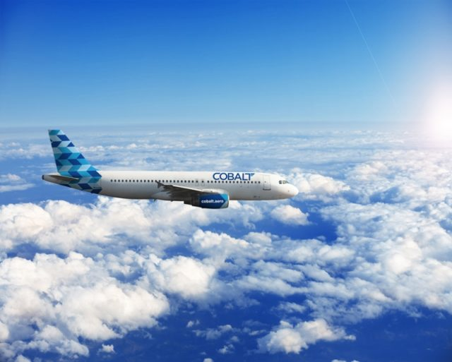 Cobalt says it has carried 740,000 passengers