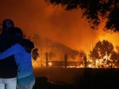 California wine country hit by wildfires, 10 killed