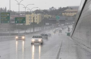 Bad weather on the cards for Easter