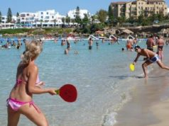 Tourist arrivals to Cyprus in first half of 2017 reach a new historic record