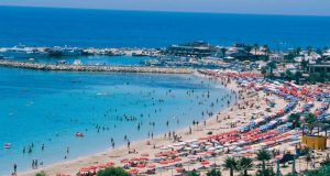 Revenue from tourism stood at €86.1 mn in March