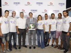 """The 3rd Petrolina Charity Festival with the message """"Together we score a Goal in Life"""""""