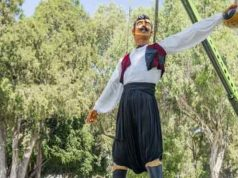 Vraka man in place for Limassol Wine Festival