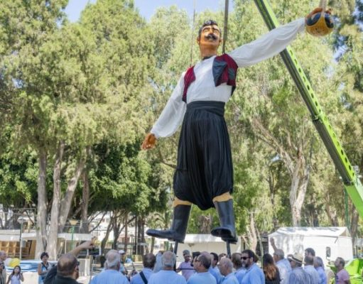 Thousands flock to Cyprus' Limassol wine festival on opening night