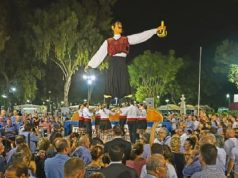 Over 100000 expected at annual Cyprus wine festival