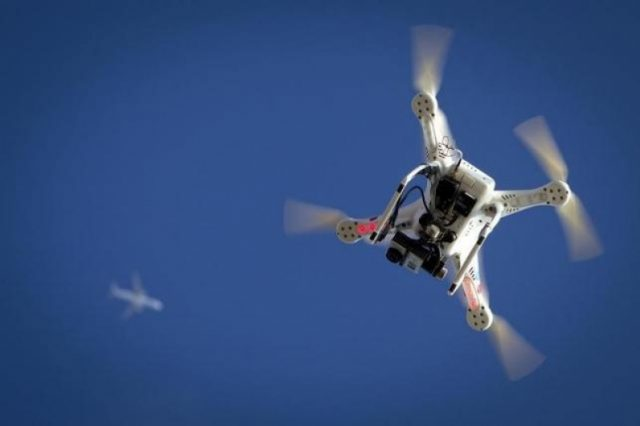 Unregistered drone confiscated from tourist in Paphos