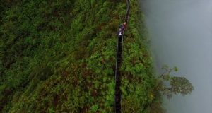 Hawaii's stairway to heaven: an illegal adventure