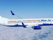 Blue Air announces Larnaca-Liverpool flights