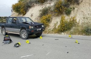 Cycling tourist killed in road accident in Paphos