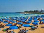 38% of Cyprus tourists chose all inclusive