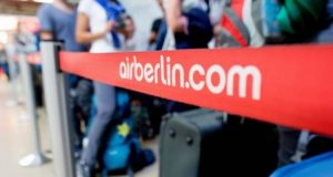 Air Berlin cancels more flights as pilots call in sick