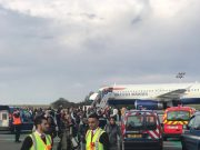 Terror alert at Paris airport. British Airways flight grounded (video)