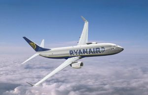 Ryanair launching new route from Paphos to Dublin in 2018