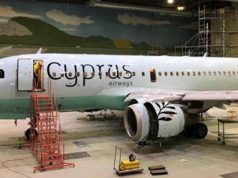 The new Cyprus Airways look