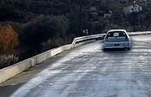 More rain forecast as weather limits Troodos access