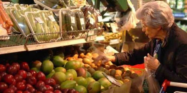 Blame it on the weather as prices for fresh produce soar