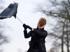 Wet and windy weather as temperatures drop