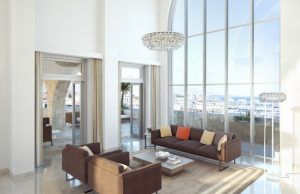 Castle Residents: 61 residences to open on a private island in the Limassol Marina (pics)