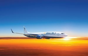 BLUE AIR – THE BIGGEST ROMANIAN CARRIER