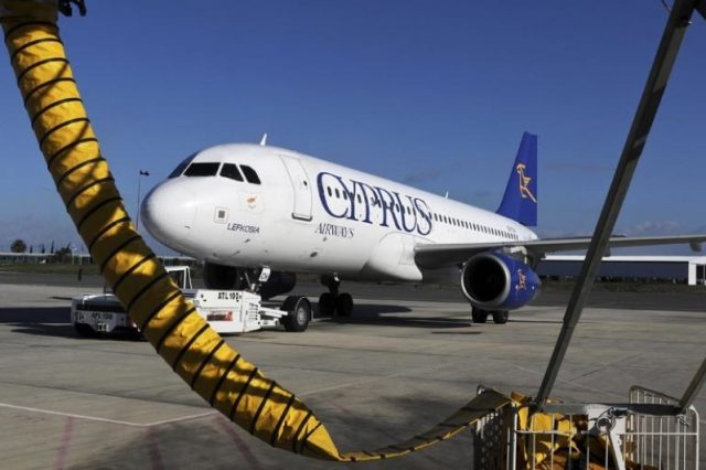 Charlie Airlines to sign agreement for Cyprus Airways logo today