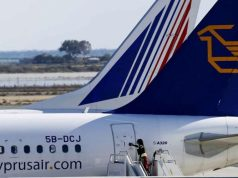 Russian airline to use Cyprus Airways logo