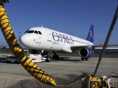 Charlie Airlines signs agreement for Cyprus Airways logo today