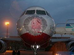 Panic as north Cyprus flights hit storm over Istanbul (VIDEO)