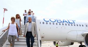 Tickets on sale for Cobalt's new Paphos-Athens route