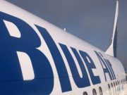 Blue Air starts London flights
