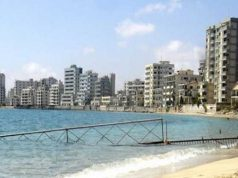 Turkish Army opens fenced-off Famagusta beach exclusively to Turkish nationals & Turkish-Cypriots!