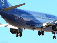 Blue Air plans fund raiser flight to Rhodes