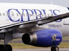 Offers being received for Cyprus Airways logo