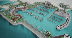 Ayia Napa Marina construction contract signed