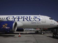 Expression of interest for Cyprus Airways logo, brand name received