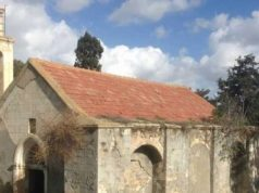 Conservation work at Maronite Agia Marina church